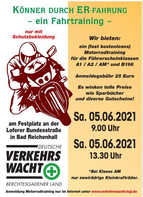 2021 06 05 Motorradtraining